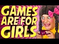 ETC Archive: GAMING is for GIRLS!!! - T.U.G.S