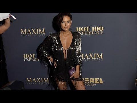 Nicky Whelan 2018 Maxim Hot 100 Experience