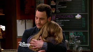 Girl Meets World 2x23: Cory & Maya #3 (Cory: Maya, did you forgive yourself?)