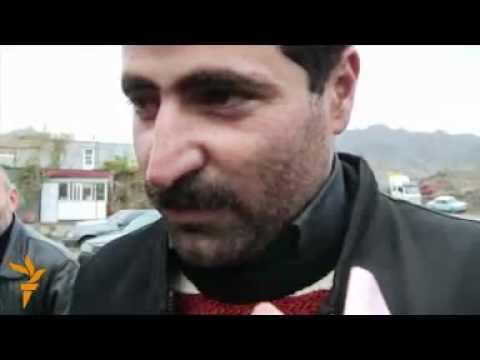 Армяно - Иранская граница, Азербайджанцы