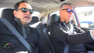 2016 Nissan Sentra Test Drive with Jim Prueter AAA Arizona and Javier Mota, Autos 0-60