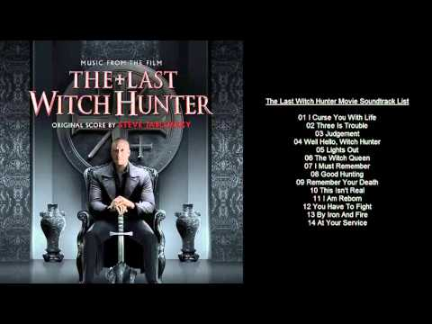The Last Witch Hunter Soundtrack Tracklist