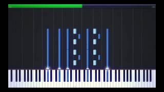 ADAGIO FOR TRON PIANO TUTO