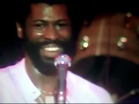 Teddy Pendergrass Live - Hits Medley From 1970's US Tour