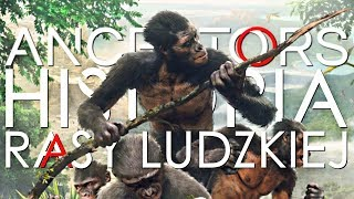 SURVIVALOWA HISTORIA RASY LUDZKIEJ - Ancestors The Humankind Odyssey (Gameplay PL)