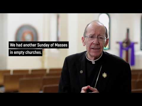 Weekly Message from Bishop Olmsted (April 1, 2020)
