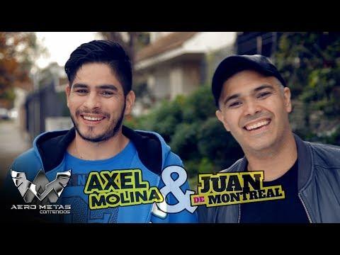 Axel Molina Feat Juan De Montreal - A Sonreir