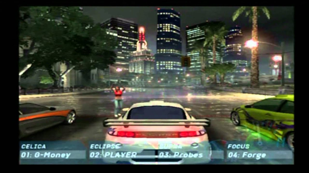 need for speed underground demo ps2 youtube. Black Bedroom Furniture Sets. Home Design Ideas