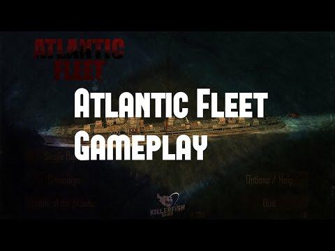 Atlantic Fleet - Gameplay