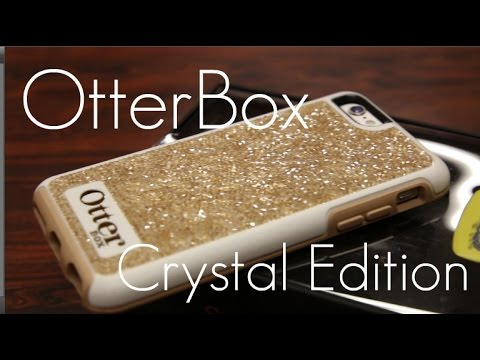 finest selection 1e29e 1f8c4 Exclusive Case from OtterBox! - Crystal Edition Symmetry Case - iPhone 6 /  6S - Review / Demo
