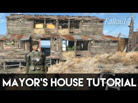 fallout 4 how to build dog house