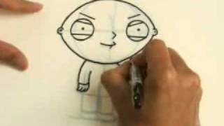 How to Draw Stewie from Family Guy