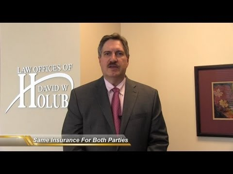 What If Both Parties in Accident Have Same Insurance | Indiana Attorney Explains