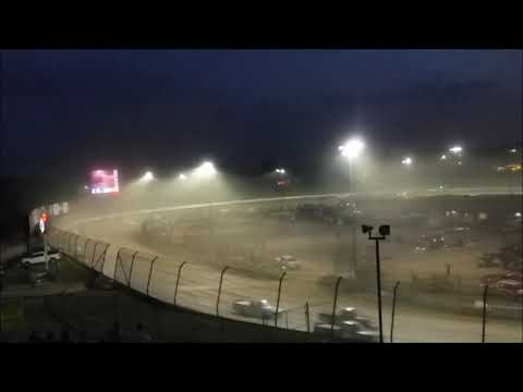 Eldora Speedway - August 1st, 2019 - NASCAR Truck Dirt Derby 150