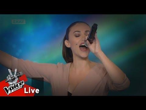 Χριστοδούλα Τσαγγαρά - Όλα αυτά που φοβάμαι  2o   The Voice of Greece