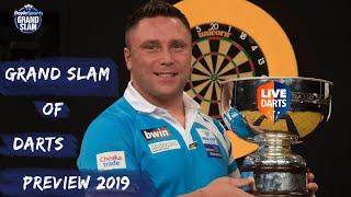 Boylesports Grand Slam of Darts 2019 Preview & Predictions: Who will claim Grand Slam glory?