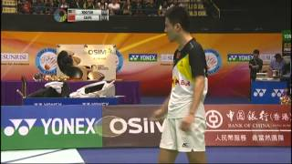 F - MD - Cai Y./Fu H. vs Koo K.K./Tan B.H. - 2012 Yonex-Sunrise Hong Kong Open