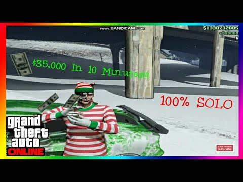 GTA Online *VERY EASY* Solo AFK Unlimited Money Glitch | Solo AFK Money Glitch [PS4, X1, PC]