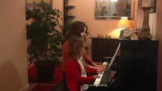 Elena Cornes. Children's Piano School. Eastbourne Piano Lessons 5