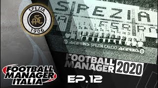 ULTIMI COLPI Ep 12 Football Manager 2020