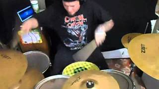 Coal Chamber Loco Drum Cover