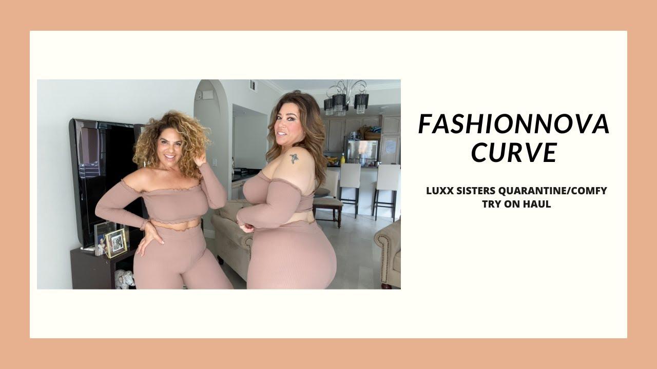 Quarantine/Comfy Fashionnova Curve Try On Haul