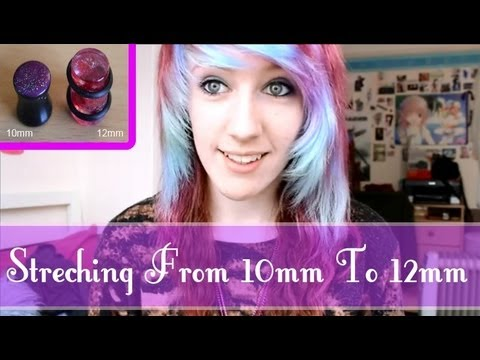 """Stretching To 12mm (1/2"""")"""