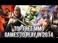 Top Free MMO Games to Play in 2014 | FreeMMOStation.com