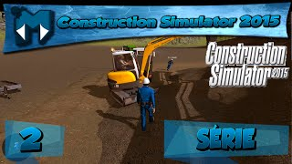 Construction Simulator 2015 Coop - Novas Construcoes e a Maximum Enterprise!! [2] [PT-BR] [PC 1080p]