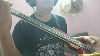 cover bass rindu dan janji - A Ramlie