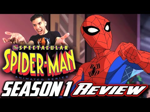 THE SPECTACULAR SPIDER-MAN | SEASON 1 CLASSIC REVIEW