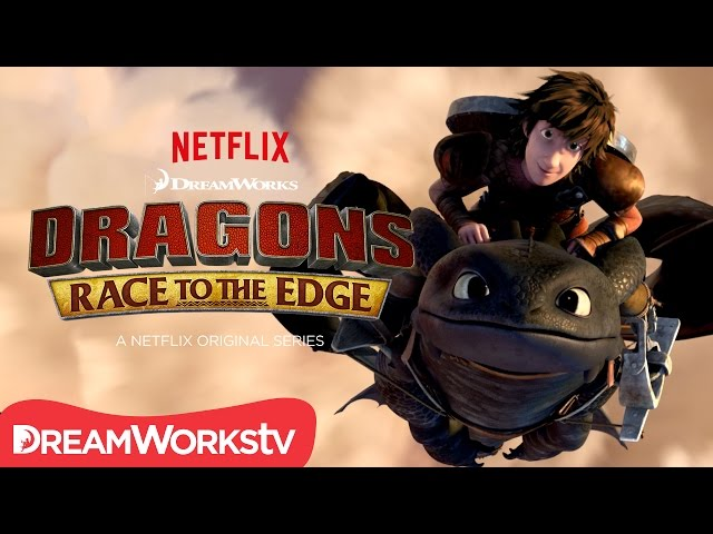 Dragons: Race to the Edge | Official Trailer
