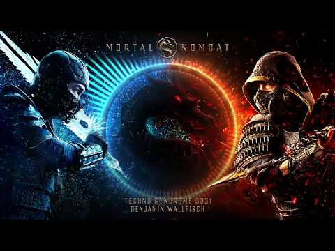 Mortal Kombat Official Soundtrack | Techno Syndrome 2021 - Benjamin Wallfisch | WaterTower