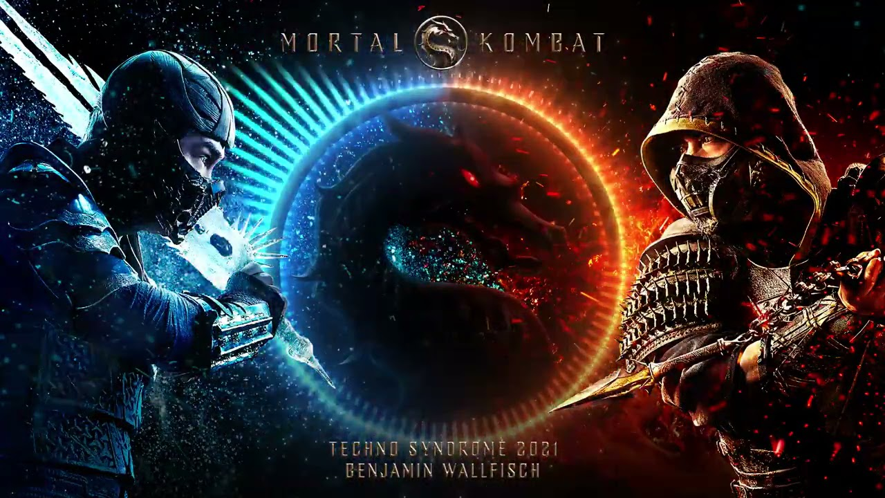 Mortal Kombat Official Soundtrack | Techno Syndrome 2021 - Benjamin Wallfisch | WaterTower