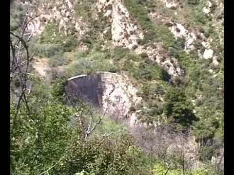 The rugged terrain where Matrice's remains were found.