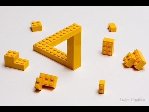 Видео как сделать из лего головоломку