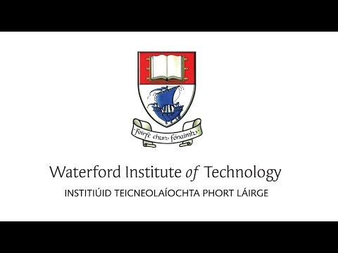 Engineers Ireland Bio-Medical Talk at Waterford Institute of Technology