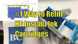 #1 Freedom to Refill: HP Instant Ink Cartridge 902 934 935 564 920 Video 2 Part 1