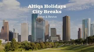 Altiqa Lifestyles City Break voucher