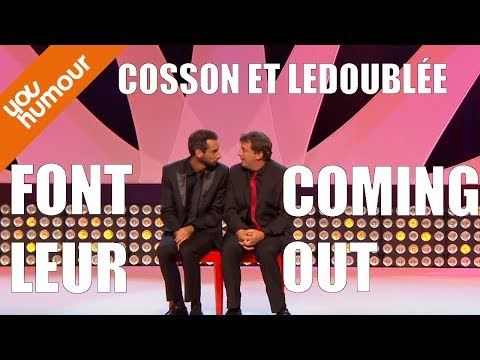 ARNAUD COSSON & CYRIL LEDOUBLEE - Leur Coming out