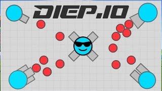 Diep.io | ОДИН ПРОТИВ ВСЕХ! МОЙ ЛЮБИМЫЙ ТАНК! 1 место в ТОП | TRIANGLE FLANK |