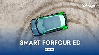 smart forfour electric drive - TOP ZONE drive [Deutsch]