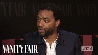 "Chiwetel Ejiofor on ""12 Years a Slave"" & ""Dancing on the Edge"" at TIFF 2013 - Vanity Fair"