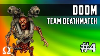 BOUNCE BACK & CRUSH THEIR BUTTS! | DOOM #4 Team Deathmatch Gameplay w/Friends