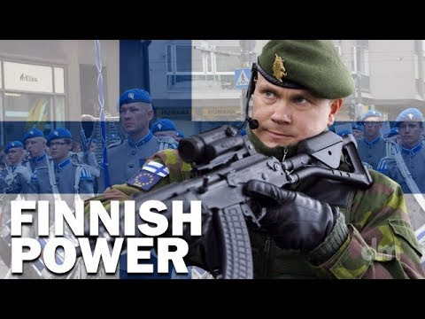 How Powerful is Finland? - Finnish Military Power 2018