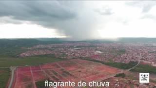 filmando chuva em montes claros J.D DRON...