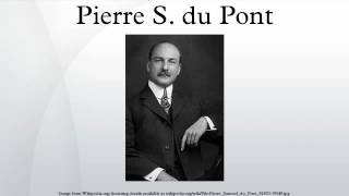 the business career of pierre s dupont an american entrepreneur and philanthropist The business career of pierre s dupont, an american entrepreneur and philanthropist (514 words, 1 pages) pierre s dupont was born near wilmington, delaware in 1870 twenty years later, he graduated from the massachusetts institute of technology (mit) with a chemistry degree and began working in the dupont family business.