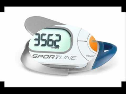 Pedometer Sportline