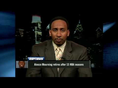 Alonzo Mourning retires from Miami Heat - ESPN