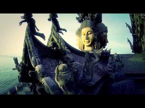 สถานที่ท่องเที่ยวพัทยา ชลบุรี - ปราสาทสัจธรรม